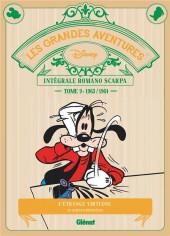 Les grandes aventures Disney de Romano Scarpa -9- 1963/1964 : l'étrange virtuose et autres histoires