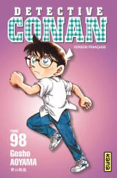 Détective Conan -98- Tome 98