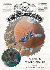 Le château des étoiles -18- Vénus marsienne, suivi de Les Chimères de Vénus 6/6
