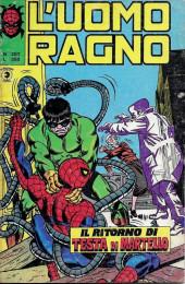L'uomo Ragno V1 (Editoriale Corno - 1970)  -207- Il Ritorno di Testa di Martello