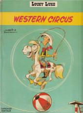 Lucky Luke -36a1971- Western Circus