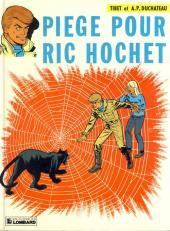Ric Hochet -5a86- Piège pour Ric Hochet