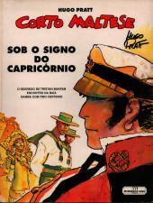 Corto Maltese (diverses éditions en portugais) -2a1997- Sob o signo do Capricórnio
