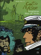 Corto Maltese (diverses éditions en portugais) -HS- Longínquas Ilhas do Vento