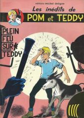 Pom et Teddy -10- Plein feu sur Teddy
