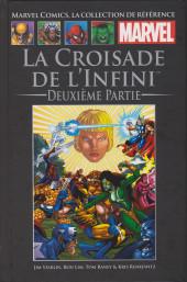 Marvel Comics - La collection (Hachette) -180156- La Croisade de l'Infini : Deuxième Partie