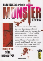 Monster (Urasawa) -18- Scène d'apocalypse