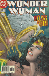 Wonder Woman Vol.2 (DC comics - 1987) -182- In the claws of Clea !