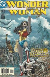 Wonder Woman Vol.2 (DC comics - 1987) -181- Battle for the lost world