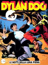 Dylan Dog (en italien) -3- Le notti della luna piena