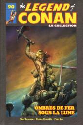 The savage Sword of Conan (puis The Legend of Conan) - La Collection (Hachette) -9015- Ombres de Fer sous la Lune