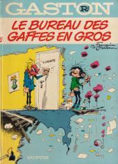 Gaston -R2a1973- Le bureau des gaffes en gros