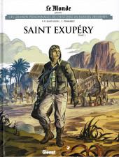 Les grands Personnages de l'Histoire en bandes dessinées -59- Saint Exupéry - Tome 1
