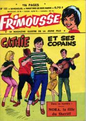 Frimousse -151- Cathie et ses copains