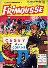 Frimousse -194- Casey et ses copains