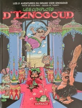 Iznogoud -2e2012- Les complots d'Iznogoud