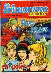Frimousse -225- Trois filles en galère