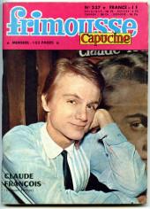 Frimousse -237- Claude François