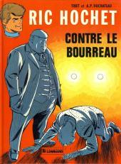 Ric Hochet -14b86- Ric Hochet contre le bourreau