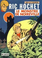 Ric Hochet -15a91- Le monstre de Noireville