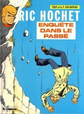 Ric Hochet -18a87- Enquête dans le passé