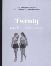 Les grands Classiques de la Bande Dessinée érotique - La Collection -127112- Twenty - tome 4