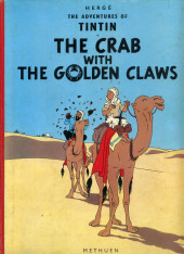 Tintin (The Adventures of) -9b1964- The crab with the golden claws