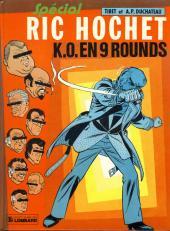 Ric Hochet -31a81- K.O. en 9 rounds