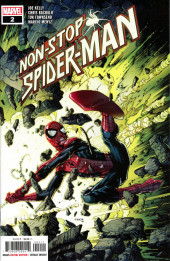 Non-Stop Spider-Man (Marvel Comics - 2021) -2- Big Brain Play - Part Two