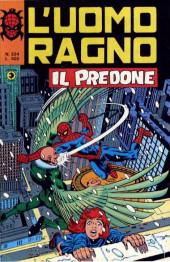 L'uomo Ragno V1 (Editoriale Corno - 1970)  -224- Il Predone