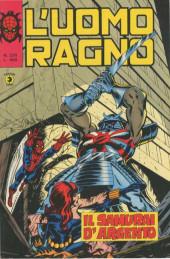 L'uomo Ragno V1 (Editoriale Corno - 1970)  -230- Il Samurai d'Argento