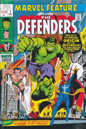 Defenders Vol.1 (The) (Marvel Comics - 1972) -OMNI1- The Defenders Omnibus Vol. 1
