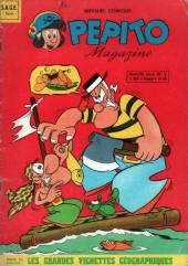 Pepito (3e Série - SAGE) (Pepito Magazine - 2e série) -5- Tempêtes artificielles...