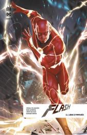Flash Rebirth -11- Tome 11