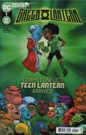 Green Lantern (DC Comics - 2021) -1- The Source of Peace