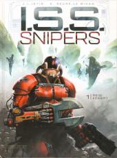 I.S.S. Snipers -1- Reid Eckart