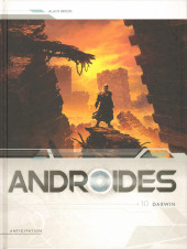 Androïdes (Soleil) -10- Darwin