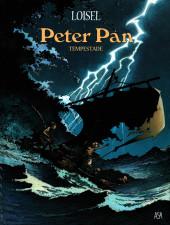 Peter Pan (Loisel, en portugais - Público/ASA) -3- A tempestade