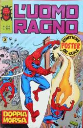 L'uomo Ragno V1 (Editoriale Corno - 1970)  -234- Doppia Morsa