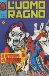 L'uomo Ragno V1 (Editoriale Corno - 1970)  -237- Il Ritorno di Morbius