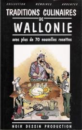 (AUT) Walthéry -1998- Traditions Culinaires de Wallonie