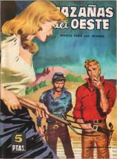 Hazañas del Oeste -70- Número 70