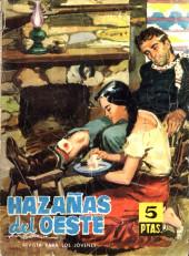 Hazañas del Oeste -73- Número 73