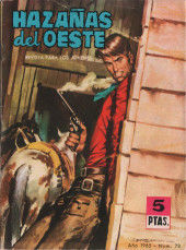 Hazañas del Oeste -78- Número 78