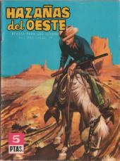 Hazañas del Oeste -79- Número 79