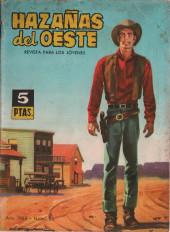 Hazañas del Oeste -80- Número 80