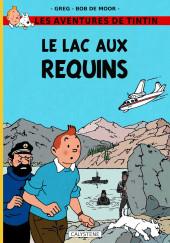 Tintin - Pastiches, parodies & pirates -26d2020- Tintin et le lac aux requins