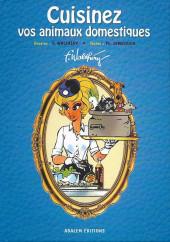 (AUT) Walthéry -ADA2021- Cuisinez vos animaux domestiques