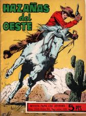 Hazañas del Oeste -96- Número 96
