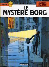 Lefranc -3e2004- Le mystère borg